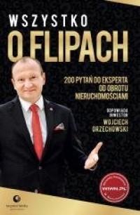 Wszystko o flipach - okładka książki
