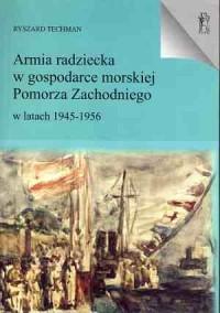 Armia Radziecka w gospodarce morskiej - okładka książki