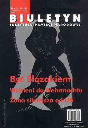 Biuletyn IPN nr 41-42 (6-7) / 2004 - okładka książki