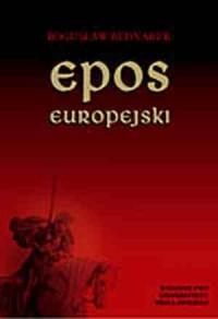 Epos europejski - okładka książki
