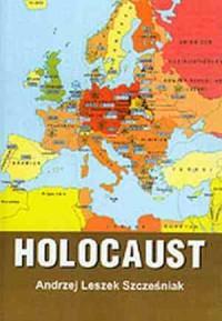 Holocaust - okładka książki