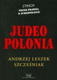 Judeopolonia - okładka książki