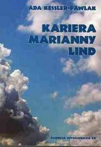 Kariera Marianny Lind - okładka książki