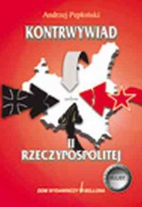 Kontrwywiad II Rzeczypospolitej - okładka książki