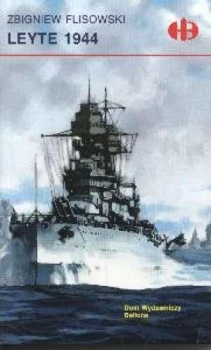Leyte 1944 - okładka książki