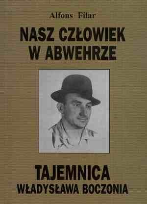 Nasz człowiek w Abwehrze. Tajemnica - okładka książki