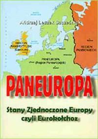 Paneuropa - okładka książki