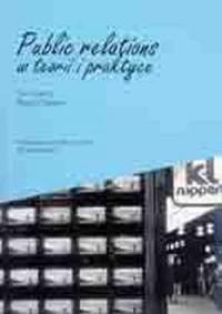 Public relations w teorii i praktyce - okładka książki