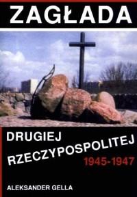 Zagłada drugiej Rzeczypospolitej - okładka książki