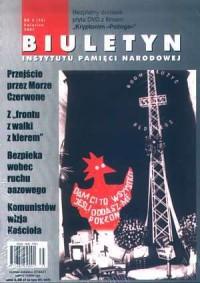 Biuletyn IPN nr 75 (4)  2007 - Wydawnictwo Instytut Pamięci Narodowej, IPN - okładka książki
