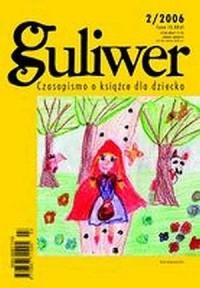 Guliwer 2/2006. Czasopismo o książce - okładka książki