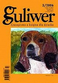 Guliwer 3/2006. Czasopismo o książce - okładka książki
