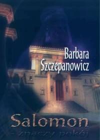 Salomon znaczy pokój - okładka książki