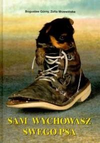 Sam wychowasz swego psa - okładka książki