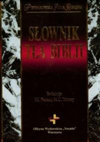 Słownik tła Biblii - J.I. Packer - okładka książki