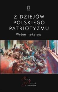 Z dziejów polskiego patriotyzmu. - okładka książki