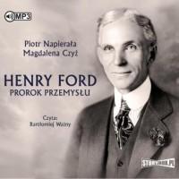 Henry Ford. Prorok przemysłu (CD - pudełko audiobooku