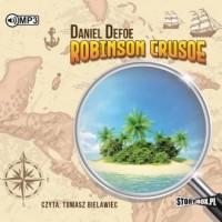 Robinson Crusoe (CD mp3) - pudełko audiobooku