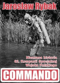 Commando - okładka książki