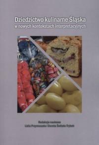 Dziedzictwo kulinarne Śląska w - okładka książki