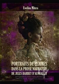 Portraits de femmes dans la prose - okładka książki