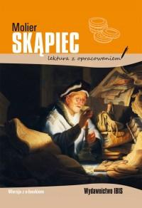Skąpiec - okładka podręcznika