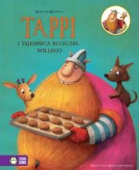 Tappi i tajemnica bułeczek Bollego - okładka książki