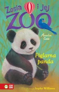 Zosia i jej zoo. Figlarna panda - okładka książki