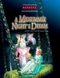A Midsummer Night s Dream. Reader - okładka podręcznika