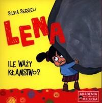 AIM. Lena. Ile waży kłamstwo? - okładka książki