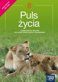 Biologia Puls życia podręcznik - okładka podręcznika