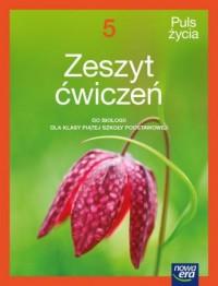 Biologia Puls życia zeszyt ćwiczeń - okładka podręcznika