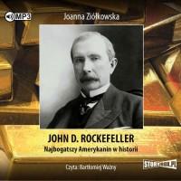John D. Rockefeller. Najbogatszy - pudełko audiobooku