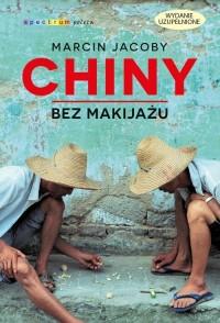 Chiny bez makijażu - okładka książki