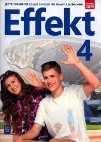 Effekt. Język niemiecki. Ćwiczenia. - okładka podręcznika