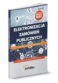 Elektronizacja zamówień publicznych. - okładka książki