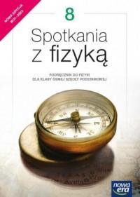 Fizyka Spotkania z fizyką podręcznik - okładka podręcznika