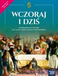 Historia wczoraj i dziś. Podręcznik - okładka podręcznika