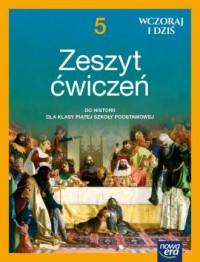 Historia wczoraj i dziś. Zeszyt - okładka podręcznika