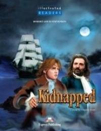 Kidnapped. Reader Level 4 - okładka podręcznika