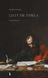 Listy św. Pawła - okładka książki