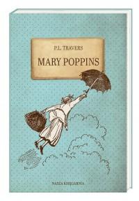 Mary Poppins - okładka książki