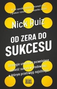 Od zera do sukcesu - okładka książki
