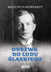 Odezwa do ludu śląskiego - okładka książki