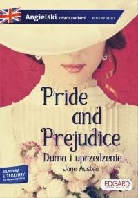 Pride and Prejudice Duma i uprzedzenie - okładka książki