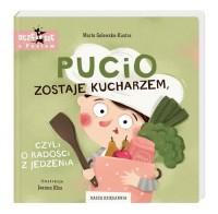 Pucio zostaje kucharzem czyli o - okładka książki