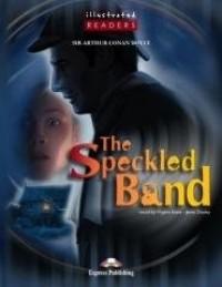 The Speckled Band. Reader Level - okładka podręcznika