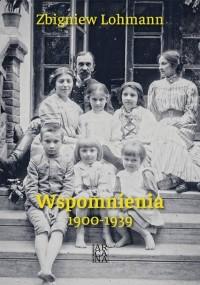 Wspomnienia 1900-1939 - okładka książki