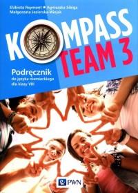 Kompass Team 3 KB w.2021 - okładka podręcznika