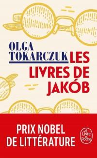 Livres de Jakob. Księgi Jakubowe - okładka książki